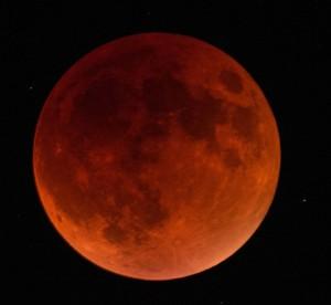 Super Red Blood Moon September 2015